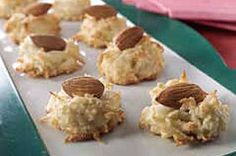 Holiday Macaroons for Passover