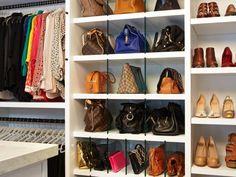 Giuliana Rancic de Walking closet