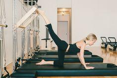 Pilates exercise ideas