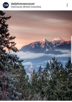 Mount Rainier, Vancouver, Canada, Mountains, Nature, Travel, Naturaleza, Viajes, Destinations