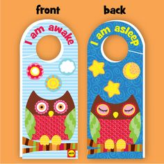 Double sided owl themed door hanger kids craft with free printable from Alex Toys Kids Crafts Free Printable Stationery, Printable Crafts, Templates Printable Free, Free Printables, Fall Classroom Door, Owl Theme Classroom, Owl Door Hangers, Burlap Door Hangers, Owl Door Decorations