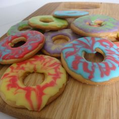 RECIPE: Gluten Free Party Rings - Great British Bake Off 2015 Biscuits