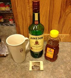 25. With hot water and honey, it soothes a sore throat. | 38 Reasons Jameson Is The Liquor Of The Gods