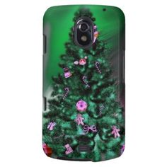 Christmas tree galaxy nexus case
