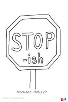 Stop..ish
