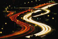 long exposure- highway