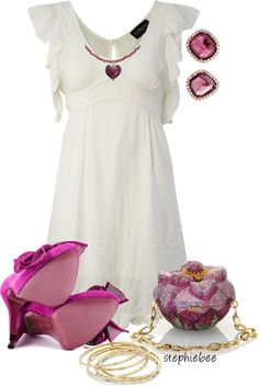 """Dress Under $50"" by stephiebees on Polyvore"