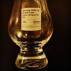 Laphroaig Old Malt Cask 14 y.o 50% 2000 (Hunter Laing & Co)