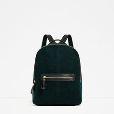 96028bd54a Image 2 of BACKPACK WITH ZIPS from Zara Zara Egypt