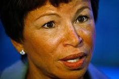 WHAT LEAKS??????????                                    VALERIE JARRETT  stop   Senior Obama Advisor   stop   Top Advisor to Michelle Obama   stop    Born in IRAN.   Rabid Communist.