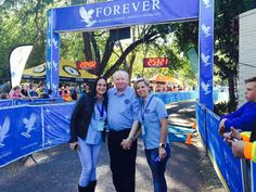 What a privilege and blessing it was to have met Forever Resorts International and Forever Living Products Owner Dr Rex Maughan at the #Loskopmarathon2016!!!