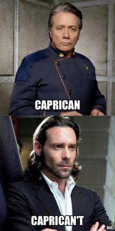 Caprica or Caprican't?