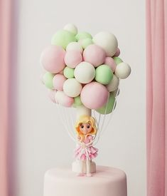 Balloons, Cake, Sweet, Projects, Home Decor, Candy, Log Projects, Globes, Blue Prints