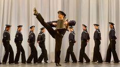 Легендарное «Яблочко» в исполнении  ансамбля народного танца имени Игоря...