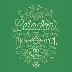 Celadon Gym by Jon Kay