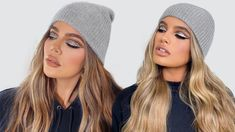 Make Beauty, Beauty Makeup, Hair Makeup, Celebrity Makeup Looks, Eyebrow Makeup, Khloe Kardashian, Makeup Inspiration, Eyebrows, Campaign