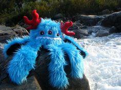 Blue Monster #monster