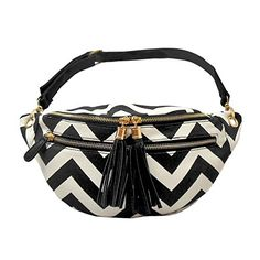 Save  20.05 on Women s Cute Chevron Fashion Fanny Pack Bag - fits up to 40  inch 17dafbc3374