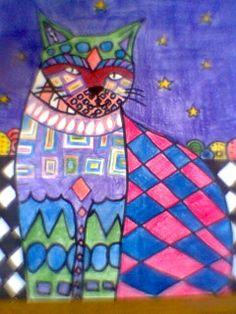 Kat mexican folk art
