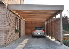 carport aan huis - Google Search