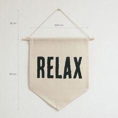 Flâmula de tecido - Relax Mais