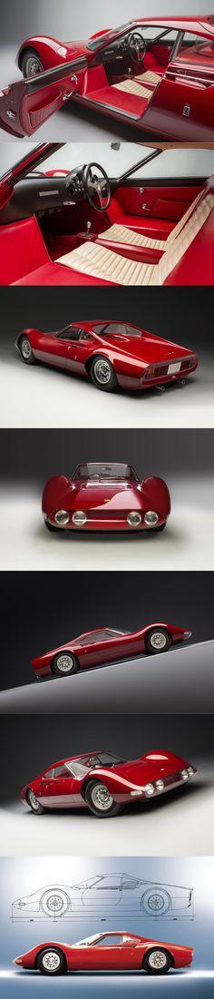 1965 Ferrari Dino 206 P Berlinetta Speciale