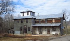 Shanks Mill, Hawkins County TN