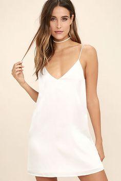 Little White Dresses|Long & Short White Dresses for Women
