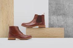 Men's Footwear from Joules. Pete Oakley still life photography