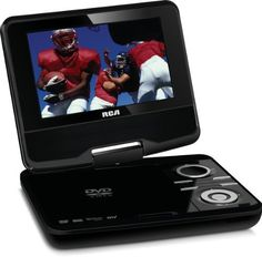 RCA DPDM70R 7-Inch Portable Digital TV with Built-In DVD (Black) by RCA. $116.19. Gone are the days of having to race home to watch your favorite TV shows or Tivo-ing them for later. With the RCA DPDM70R 7-Inch DVD Player With Digital TV, you can take your TV wherever you go! This compact portable device affords you the opportunity to watch live digital TV programming on a 7-Inch widescreen display with 640 x 280 pixel resolution virtually anywhere. Just think -- ...