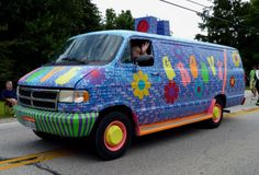 Duct Tape Van