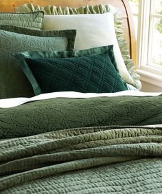 Rustic Luxe Bedding