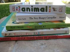 10 books that connect kids with nature