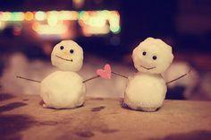 雪だるま☃♡☃