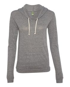 Women's personalized Classic Eco Hooded Pullover-several colors to choose from