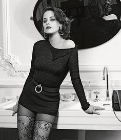 Kristen Stewart in new 'Paris in Rome' Chanel campaign pictures - Mirror Online
