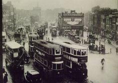 Islington High Street 1934