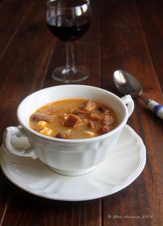 Cocina compartida: Sopa castellana fácil