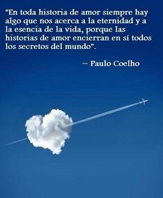 El amor, por Paulo Coelho