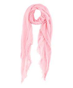 Loving this Pink Lara Scarf on #zulily! #zulilyfinds