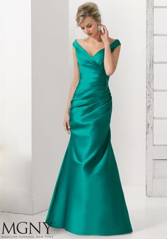 Evening Gowns and Mother of the Bride Dresses - Dress Style 71104