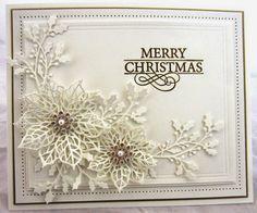 Sue Wilson's beautiful card