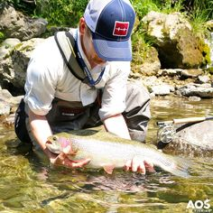 Hello Monday!   How was your fly fishing weekend?   #aosfishing #flyfishingmakesyouhappy #flyfishing #fliegenfischen #pescamosca #fluefiske #graz #styria #steiermark #austria #onlineshop #picoftheday #photooftheday #lovefishing #catchoftheday #catchandrelease #onthefly #saltwaterfishing #jacks #jackcrevalle #looparmy #finatical #flyfishingtravel #saltwater #onthefly #monday #rainbowtrout #trout Hatch Outdoors, Inc. @aosflyfishing Simms Fishing Products Loon Outdoors @fullingmill