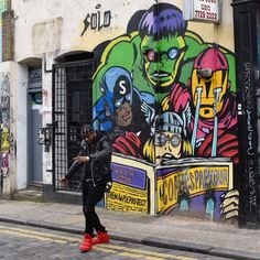 By @flaviosolo with @themagpieproject in #Shoreditch #shoreditchstreetart #streetartshoreditch #londonscene #londonlife #london_only #londonstreetart #streetartlondon #streetarteverywhere #rsa_graffiti #tv_strideby #tv_streetart #dsb_graff #urbanart #urbanlife #urbangraff #urbanscene #urbanwalls #artderue #arteurbano #artedecalle #artnowandthen #wallart #spraypaint #pasteup #wheatpaste#sztukaulicy #sztukauliczna #стритарт by artnowandthen from Shoreditch feed from Instagram hashtag…