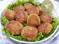 Croquettes de thon (Tuna and vegetable patties) Evasion Culinaire by Naouel Fish Recipes, Baby Food Recipes, Vegan Recipes, Cooking Recipes, Tapas, Food Porn, Salty Foods, Burger, Ramadan Recipes