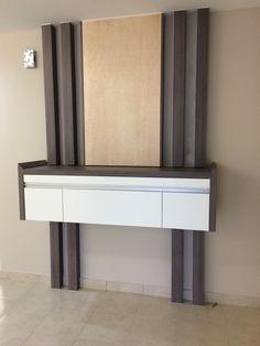 #altar #simple #woodwork #plywood #laminate #pillar #hanging #white #goldencarpentry #malaysia #praying #cabinet
