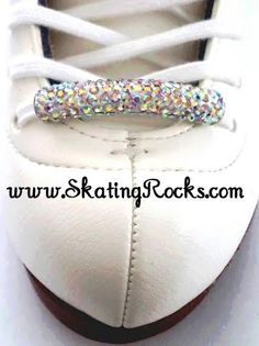 FIGURE SKATING Set Of 2 Lace Charms, Birthday Gift, Good Luck Gift, Syncro Team Gift