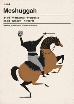 Meshuggah @ Progresja & Krakow, Poland (April 24th+25th 2013) by Talkseek