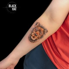 Can you hear me roar? . Felipe got you! @flanfredi . Reach out for your next one felipe@blackhatdublin.com . #dublintown #buylocal #covid19 #dublin #dublinireland #tattooartistdublin #liontattoo Tattoos Gallery, Lion Tattoo, Dublin, Tattoo Artists, Ink, Photo And Video, Portrait, Instagram, Simple Lion Tattoo
