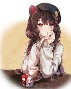 Anime Wolf Girl, Anime Girl Cute, Beautiful Anime Girl, Anime Art Girl, Anime Girls, Cartoon Girl Drawing, Girl Cartoon, Korean Anime, Anime Wallpaper Phone